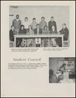 1971 Beggs High School Yearbook Page 56 & 57