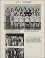 1971 Beggs High School Yearbook Page 66 & 67