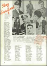 1944 North Platte High School Yearbook Page 12 & 13