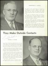 1944 North Platte High School Yearbook Page 16 & 17
