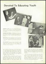 1944 North Platte High School Yearbook Page 20 & 21
