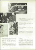 1944 North Platte High School Yearbook Page 22 & 23