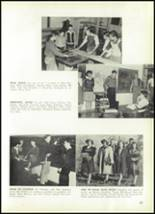 1944 North Platte High School Yearbook Page 34 & 35