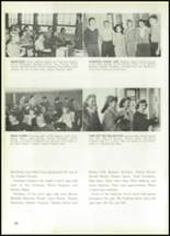 1944 North Platte High School Yearbook Page 38 & 39