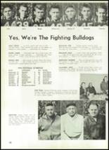 1944 North Platte High School Yearbook Page 42 & 43