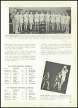 1944 North Platte High School Yearbook Page 50 & 51