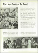1944 North Platte High School Yearbook Page 82 & 83