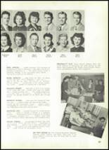 1944 North Platte High School Yearbook Page 92 & 93
