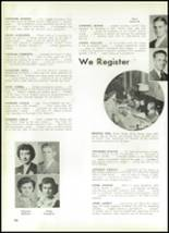 1944 North Platte High School Yearbook Page 98 & 99