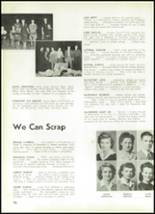1944 North Platte High School Yearbook Page 100 & 101
