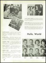 1944 North Platte High School Yearbook Page 104 & 105