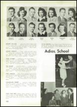1944 North Platte High School Yearbook Page 106 & 107