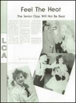 1987 Lynchburg Christian Academy Yearbook Page 26 & 27
