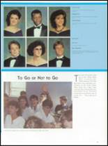 1987 Lynchburg Christian Academy Yearbook Page 72 & 73