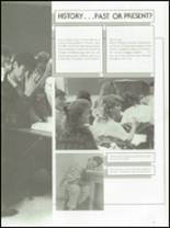 1987 Lynchburg Christian Academy Yearbook Page 130 & 131
