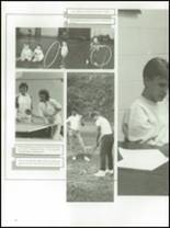 1987 Lynchburg Christian Academy Yearbook Page 132 & 133