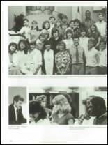 1987 Lynchburg Christian Academy Yearbook Page 148 & 149