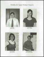 1998 Village Academy Yearbook Page 10 & 11