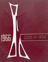 1966 Yearbook Crooksville High School