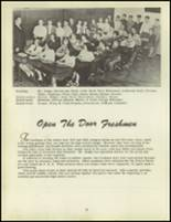 1948 Cincinnatus High School Yearbook Page 20 & 21