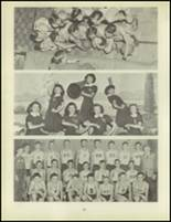 1948 Cincinnatus High School Yearbook Page 32 & 33