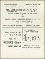 1948 Cincinnatus High School Yearbook Page 40 & 41
