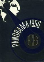 1956 Yearbook Binghamton Central High School (thru 1982)