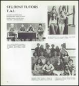 1980 New Trier West High School Yearbook Page 52 & 53