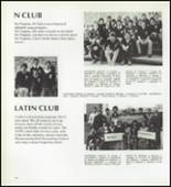 1980 New Trier West High School Yearbook Page 56 & 57