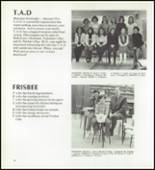 1980 New Trier West High School Yearbook Page 58 & 59