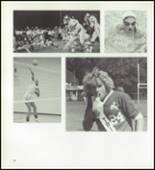 1980 New Trier West High School Yearbook Page 62 & 63