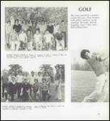 1980 New Trier West High School Yearbook Page 72 & 73
