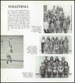 1980 New Trier West High School Yearbook Page 74 & 75