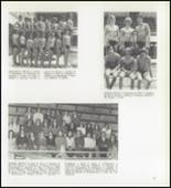 1980 New Trier West High School Yearbook Page 84 & 85