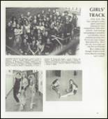 1980 New Trier West High School Yearbook Page 86 & 87