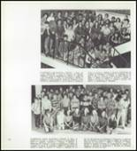 1980 New Trier West High School Yearbook Page 116 & 117