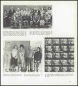 1980 New Trier West High School Yearbook Page 130 & 131