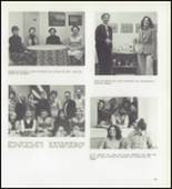 1980 New Trier West High School Yearbook Page 132 & 133