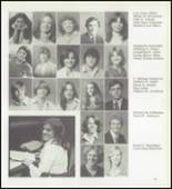 1980 New Trier West High School Yearbook Page 140 & 141