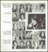 1980 New Trier West High School Yearbook Page 150 & 151