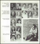 1980 New Trier West High School Yearbook Page 158 & 159