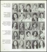 1980 New Trier West High School Yearbook Page 160 & 161