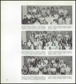 1980 New Trier West High School Yearbook Page 186 & 187