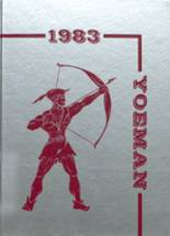 1983 Yearbook Yoe High School