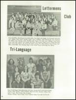 1975 Rex Putnam High School Yearbook Page 92 & 93
