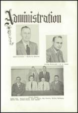 1955 Tripoli High School Yearbook Page 14 & 15