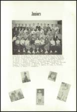 1955 Tripoli High School Yearbook Page 58 & 59