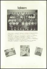 1955 Tripoli High School Yearbook Page 62 & 63