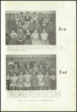 1955 Tripoli High School Yearbook Page 72 & 73