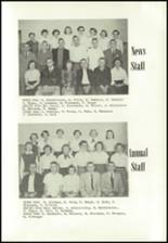 1955 Tripoli High School Yearbook Page 88 & 89